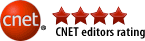 cnet editors rating logo