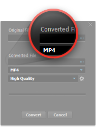Online guide : Convert Video File - liteCam Android