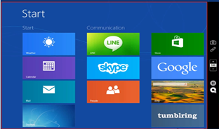 liteCamHD supports Windows 8